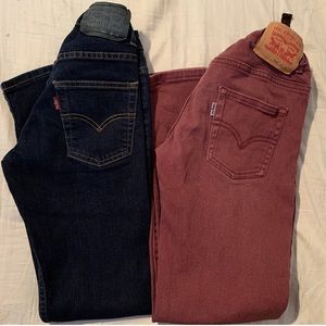 Levi's | 2 pairs of jeans 👖